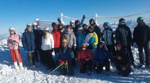 Lyžiarsky výcvikový kurz na Chopku